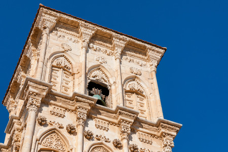 lazarus: Bell tower of Ayious Lazarus Church, Larnaca, Cyprus