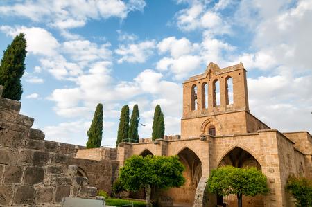 cyprus: Bellapais Abbey. Kyrenia, Cyprus
