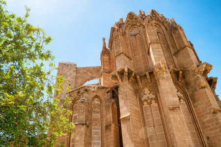 church buildings: St. Nicholas Cathedral, Famagusta, Cyprus