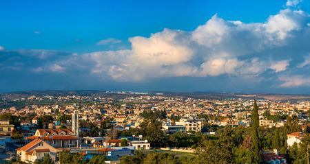 limassol: Kolossi village. Limassol District. Cyprus.
