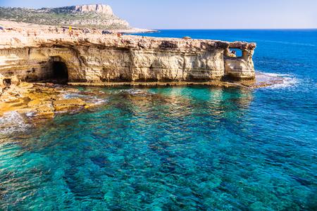 Cape Greco, ook bekend als Cavo Greco, een landtong in het zuidoostelijke deel van het eiland Cyprus.