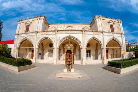 Das Kloster der Schwestern des hl. Josef der Erscheinung. Larnaca, Zypern