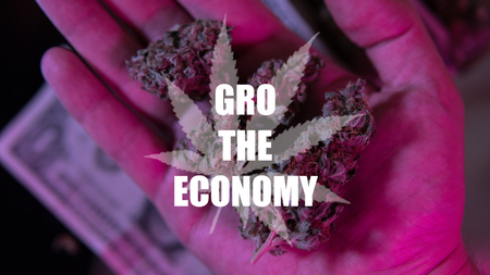 从宏观上合法化大麻的概念。大麻菌株2018