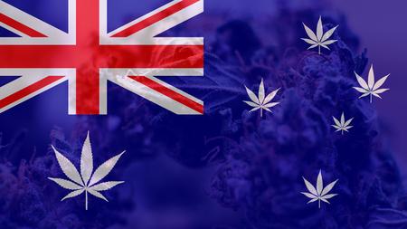 legalization of medical marijuana in Australia. Marijuana export to Australia in 2019