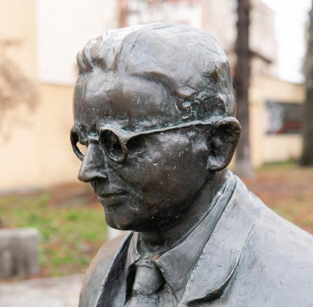Marian Rewski - Polish mathematician unraveling the mechanism of the Enigma machine used by Nazi Germany