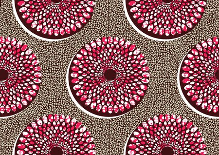 african fashion seamless pattern, vector illustration file.