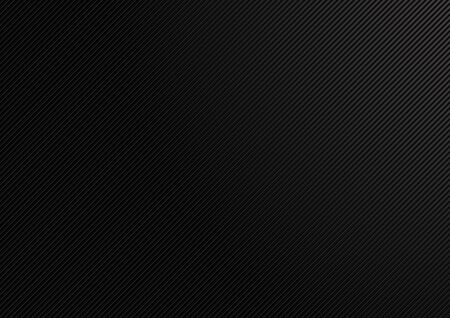 Black Background, Abstract texture, Oblique straight line, vector illustration