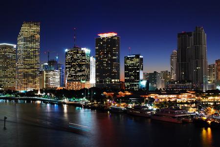 Miami and the Intercoastal Waterway