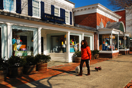 east end: East Hampton Business District Editorial