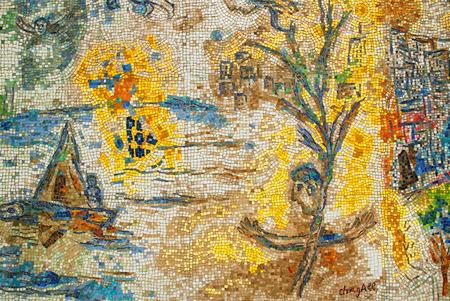 chagall: Four Seasons Chagill, Chicago