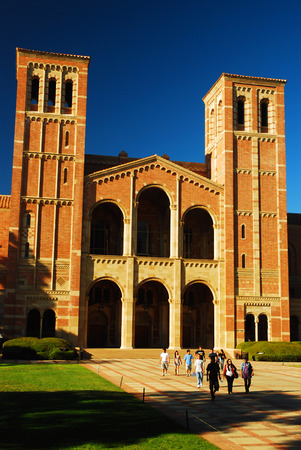 Roycle Hall, UCLA Editorial