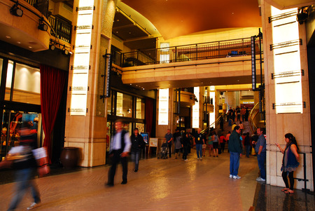 dolby: Dolby Theater Lobby