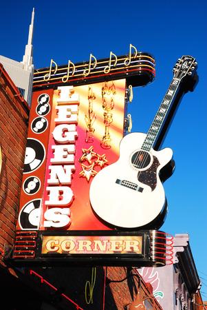 tennesse: Legends Corner Nashville