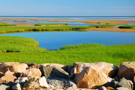 Paines State Park, Cape Cod Stock Photo