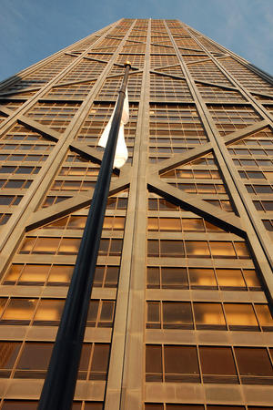 john hancock: The Enormity of the John Hancock Building, Chicago