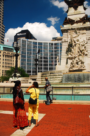 indianapolis: Soldiers and Sailors Memorial, Indianapolis