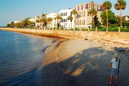 seawall: Waterfront Homes in Charleston, SC