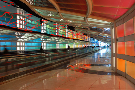 pix: The Skys the Limit, Public Art at Chicagos Ohare Airport