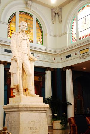 thomas: Thomas Jefferson Hotel, Richmond Virginia