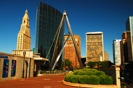 hartford: Founders Bridge, Hartford