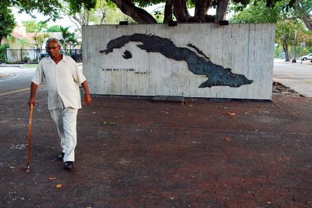 honouring: Cuban Memrial, Miami