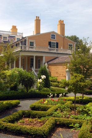 headquaters: Henry Wadsworth Longfellow House, Cambridge, MA