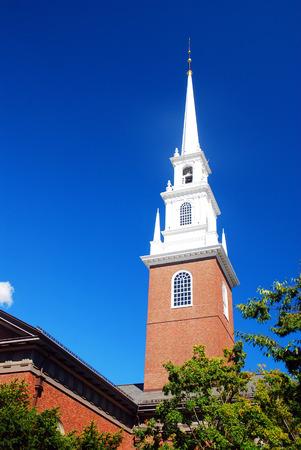 harvard university: Memorial Chapel, Harvard University