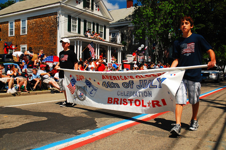 fourth of july: Bristol Fourth of July Parade
