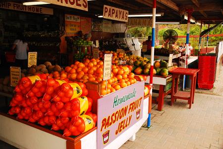 fl: Fruit Stand, Homestead, FL