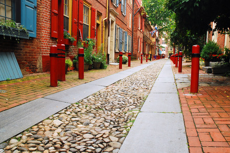 Elfreth Alley, Philadelphia
