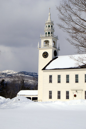 freeing: The Fitzwilliam, New Hampshire Town Hall Editorial
