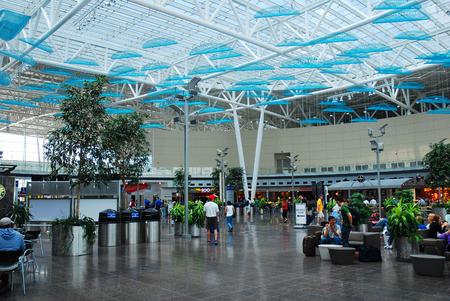 Indianapolis International Airport Atrium