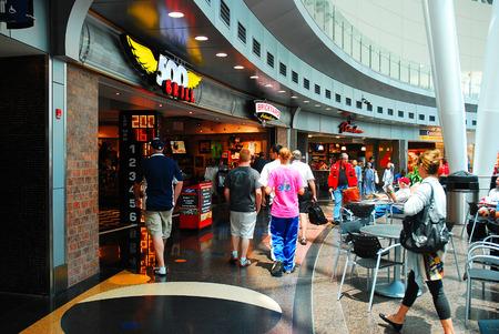 indianapolis: Indianapolis International Airport Editorial