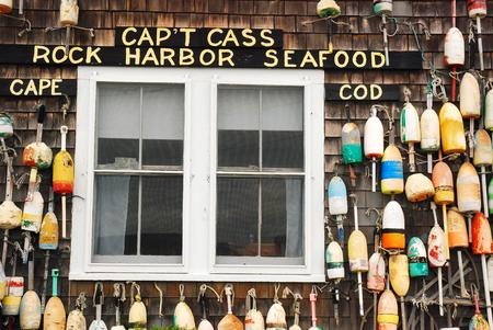 Capt Cass, Cape Cod