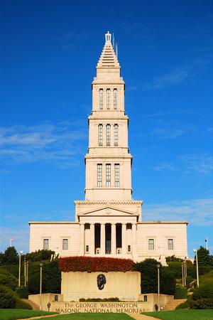 George Washington Masonic Temple Editorial