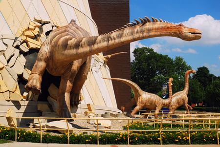 Salir de Indianápolis Museo de los Niños