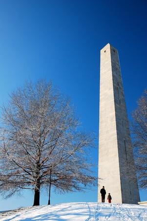 bunker: Bunker Hill Monument Editorial