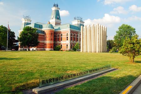 Bartholomew County Courthouse, Indiana