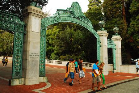 Students at Cal Berkeley Editorial