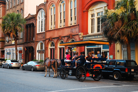 Horse Drawn Touring Editorial