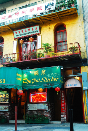 chinese american ethnicity: Chinatown, San Francisco