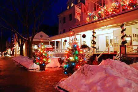 Red Lion Inn, Christmas