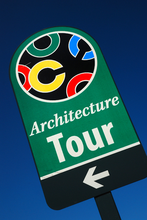 indiana: Architectural tour in Columbus Indiana