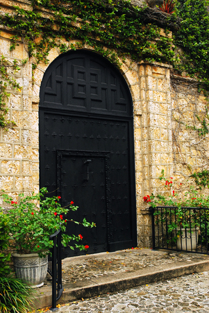 Front Door, Congrational Church