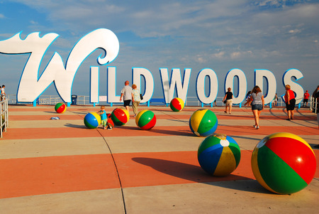 The Wildwoods Welcome Summer