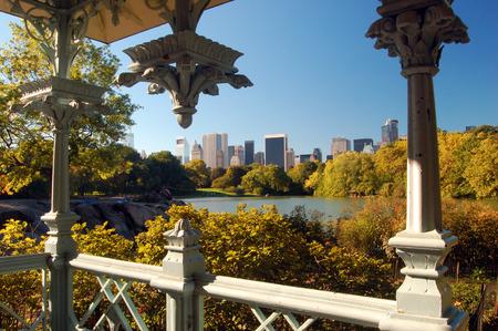 Womens Pavillion View of Central Park