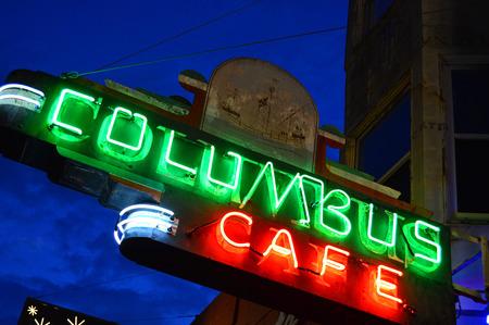 Columbus Cafe in San Franciscos North Beach