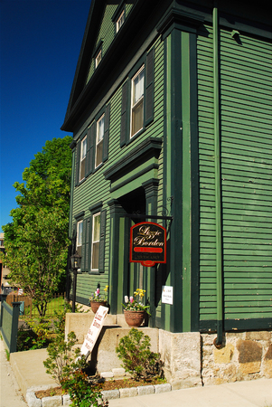 lizzie: Lizzie Borden House, Fall River