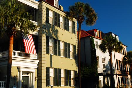 Old Glory in Charleston