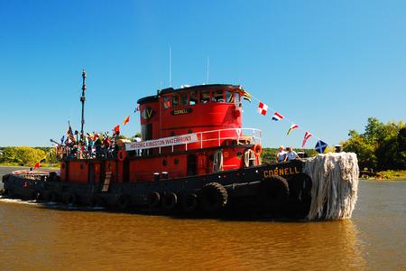 Tugboat Cornell